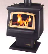 The Earth Stove 1003C Wood Stove