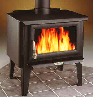 The Earth Stove 1400HT Wood Stove