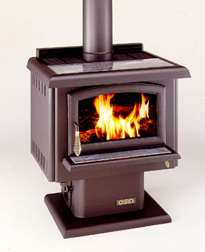 The Earth Stove 1500HT Wood Stove