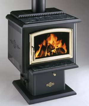 The Earth Stove 1900HT Wood Stove