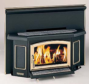 2800HT Wood Fireplace Insert
