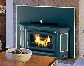 BV4000C Wood Fireplace Insert