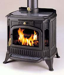 The Earth Stove Traditions 150C Wood Stove